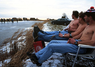 Freezing Frisians, who are these people?