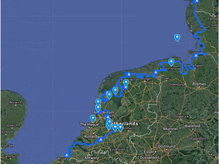 Follow the footsteps of Five Frisian Kings