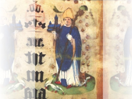Liudger, the first Frisian apostle