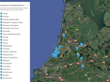 Take a virtual hike through Zuid-Holland and Utrecht