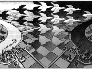 Escher: Land of Confusion