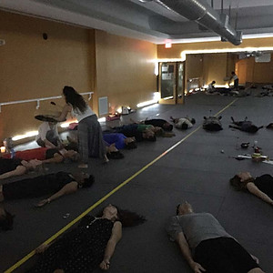 Transformational Breath Work