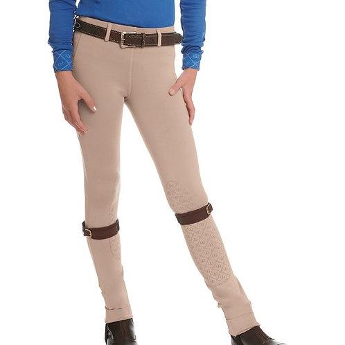 AeroWick™ Knee Patch Jod - Child's Neutral Beige 470484