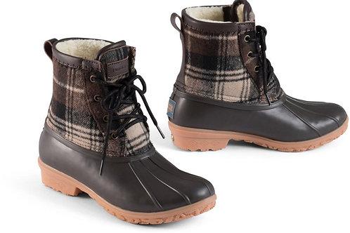 Pendleton Plaid Duck Boots - Women's