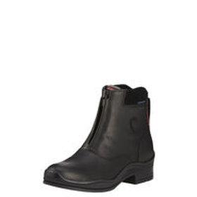 Women's Extreme Zip Paddock Waterproof Insulated Paddock Boot  10016382 Black