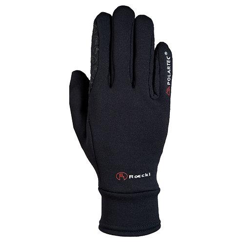 Roeckl Warwick Winter Riding Glove - Unisex by Roeckl  #15-3301624BK-85
