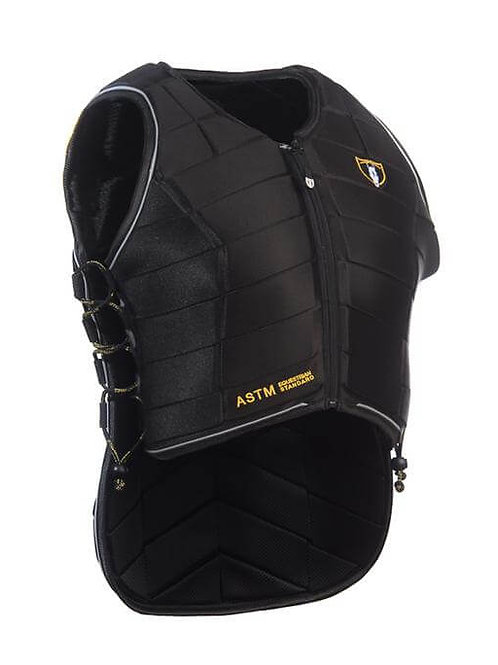 EVENTER PRO Protective Horse Riding Vest - Black 3015 By Tipperary