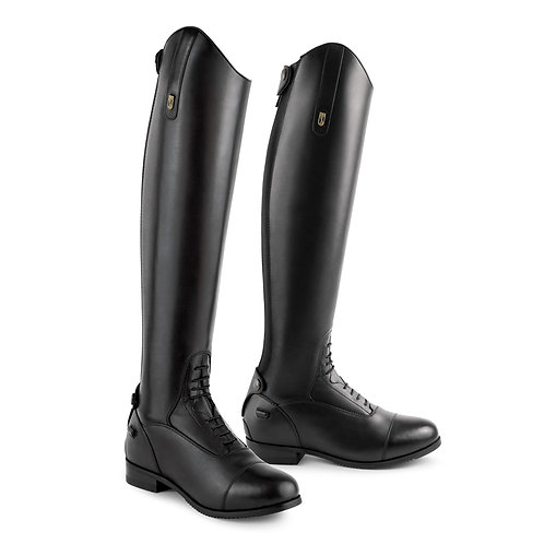DONATELLO II JUNIOR FIELD BOOT BY TREDSTEP BLACK