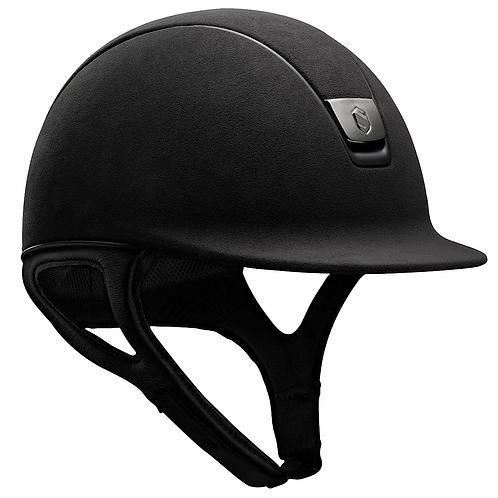 Samshield Premium Alcantara Helmet - Black