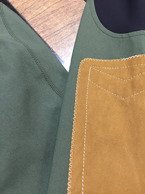 TAILORED SPORTSMAN TH LODEN GREEN/TAN 1927