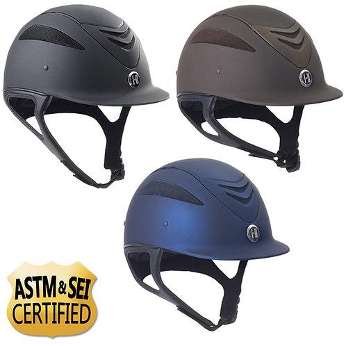 One K Defender Matte Helmet 468259