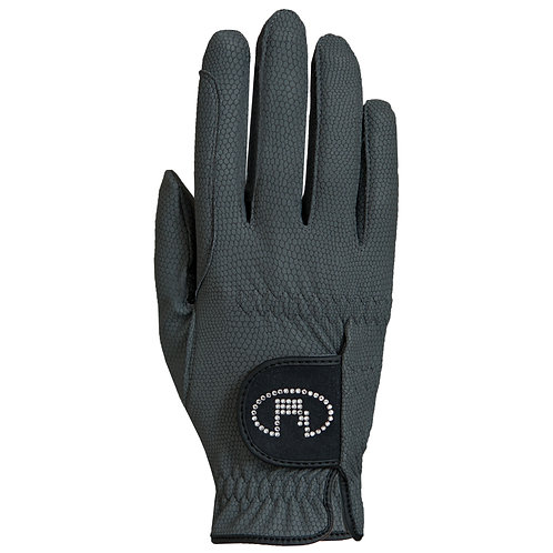 Roeckl Lisboa Riding Glove - Women's by Roeckl  #15-3301308WH-6