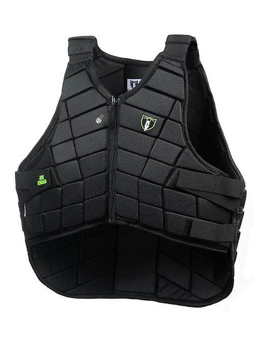 COMPETITOR Protective Horse Riding Vest - Black by Tipperary