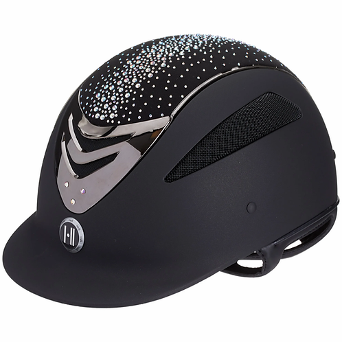 One K Defender Celestial Matte Helmet 470923 Black