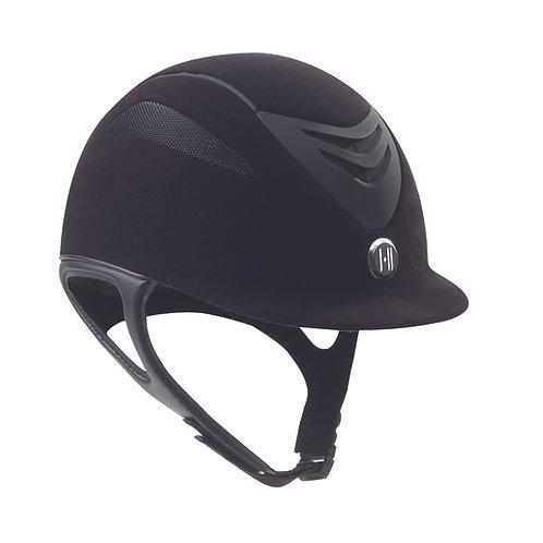 One K Defender Suede Helmet 468260 Black