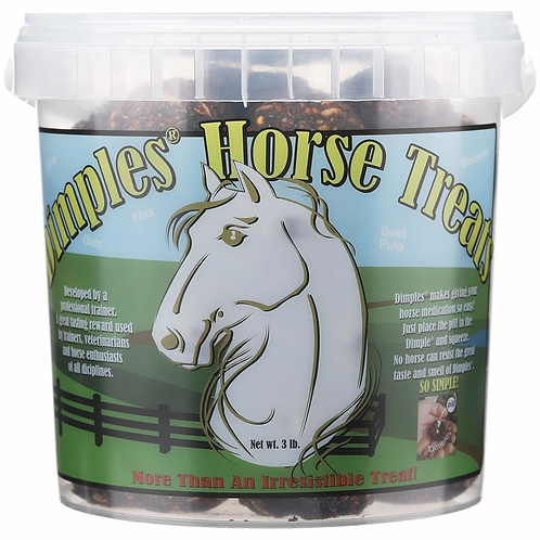 Dimples Horse Treats Soft Cookies 3 lbs