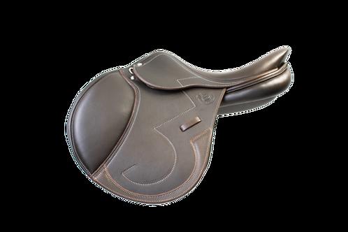 Antares Signature Calfskin Jumping Saddle