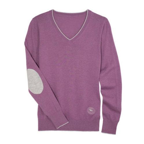 Essex Trey V-neck Sweaters