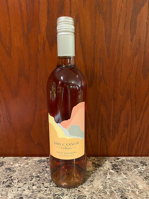 Dry Canyon White Zinfandel