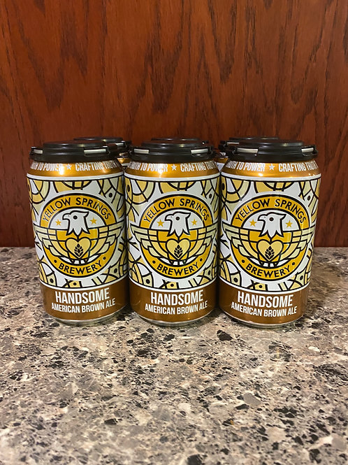 Yellow Springs Handsome Brown Ale