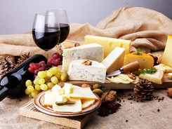 Cheese & Fruit Platter