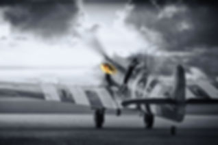 Supermarine Spitfire AB910 engine start BBMF Warbird