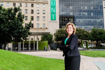 NASA's Deputy Chief Operating Officer, Lesa B. Roe, Named Sole Finalist For UNT System Chancello