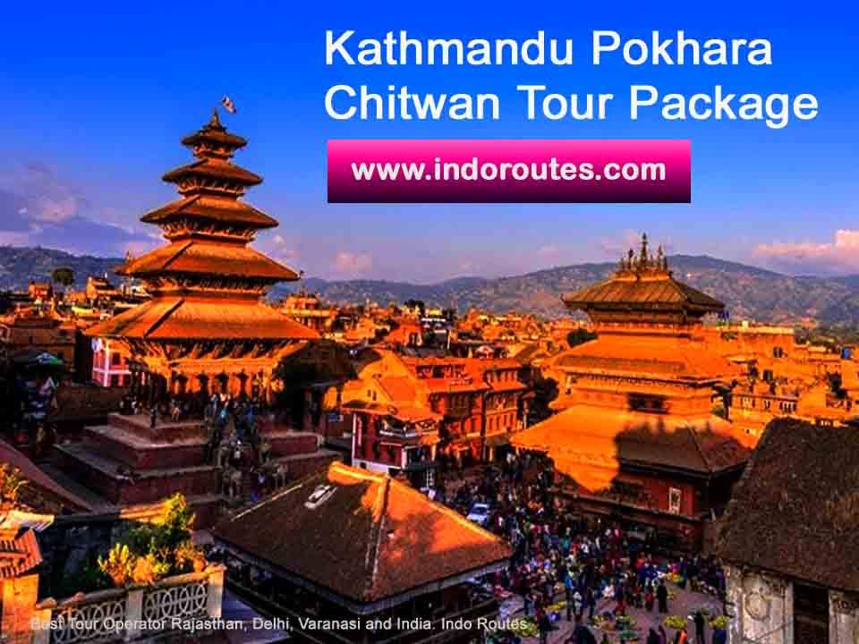 6 Night 7 days kathmandu chitwan tour packages