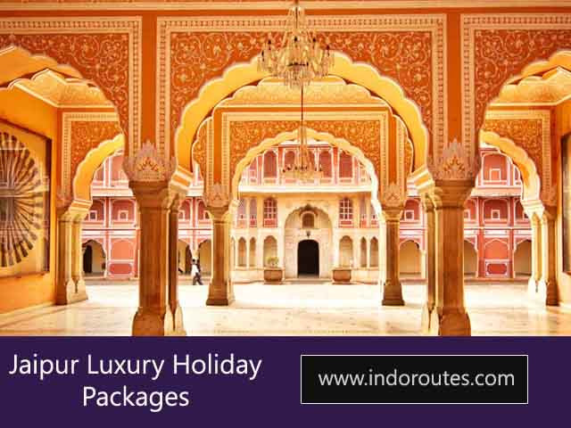 Jaipur Luxury Holiday Packages