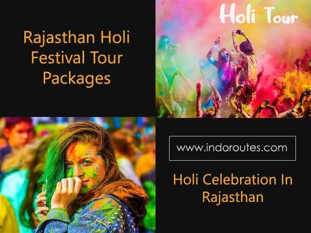 Rajasthan HoliFestivalTour Package