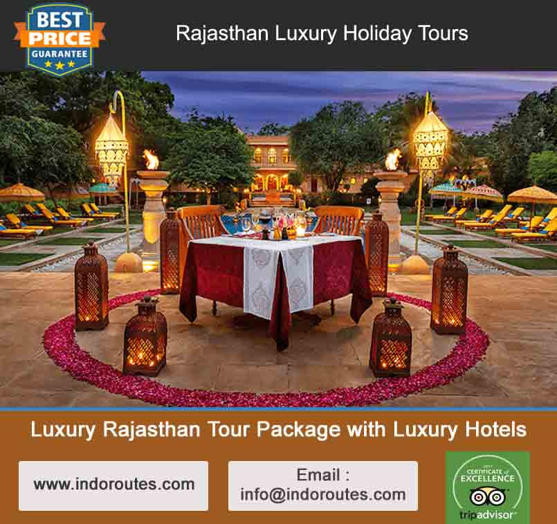 Luxury Rajasthan Holiday Tour Package