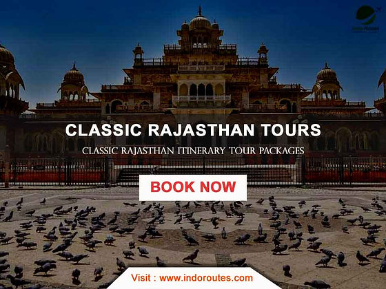 Classic Rajasthan Tour Packages
