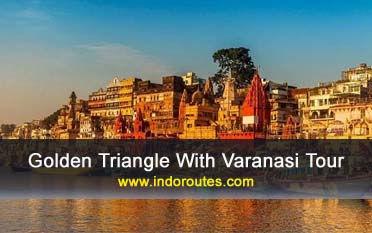 Triángulo de Oro con Varanasi
