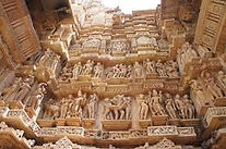 7 days khajuraho golden triangle tour,  trip to golden triangle india