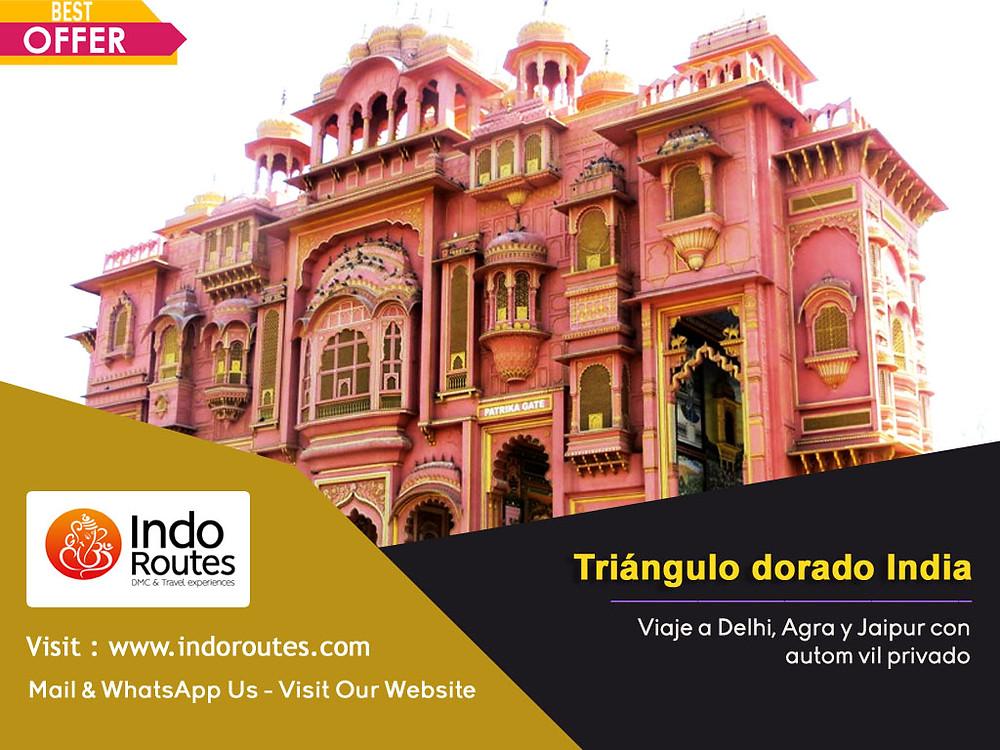 triángulo dorado india | Paquetes de Viaje al Triángulo Dorado India