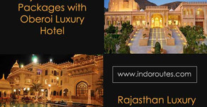 Oberoi Hotel Luxury Rajasthan Tour Packages | Explore Rajasthan Luxury Tours