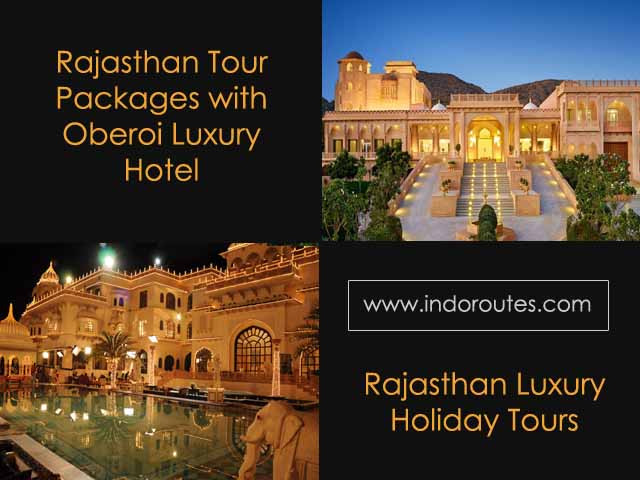 Rajasthan Luxury Holiday Tours