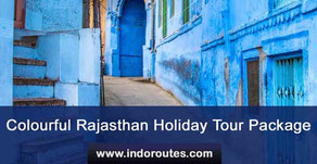 10 Days Rajasthan Colorful Tour Package | Colorful Rajasthan Tour India