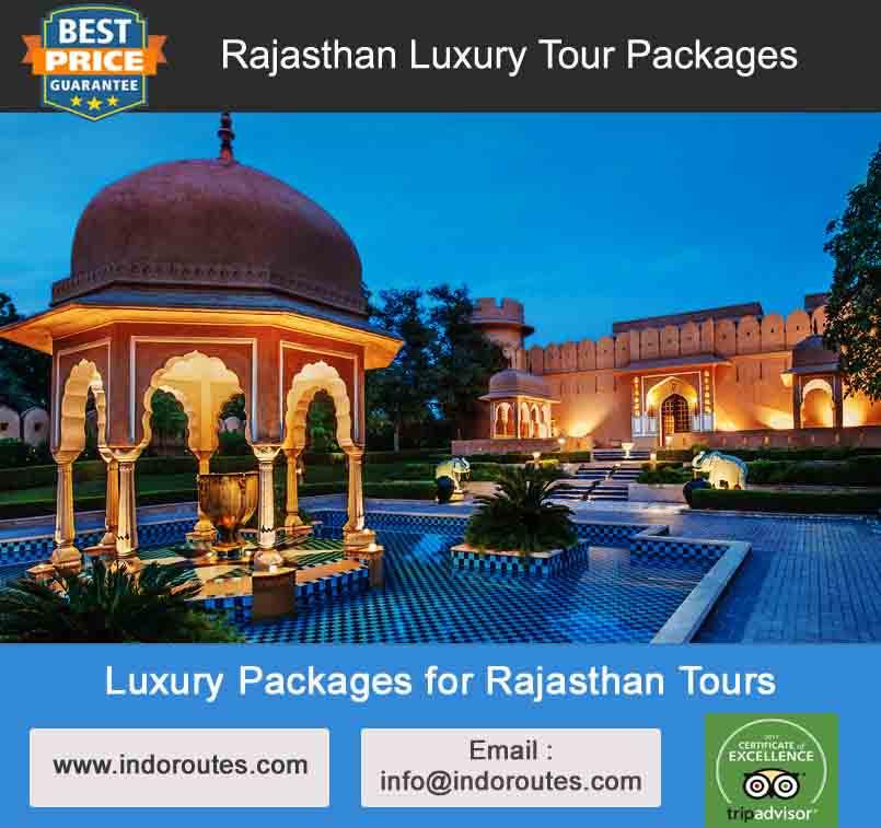 Oberoi Hotel Luxury Rajasthan Tour