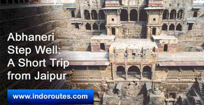 Abhaneri Step Well: A Short Trip from Jaipur