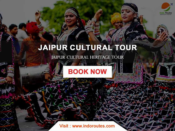 Jaipur Cultural Tour Package