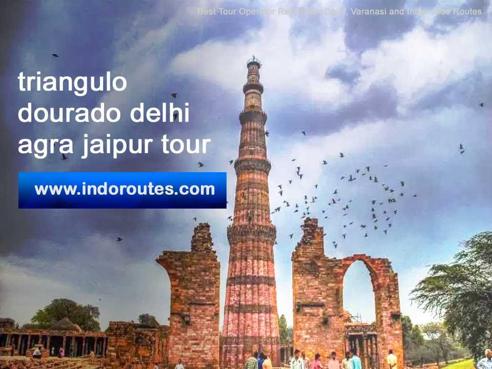 triangulo dourado delhi agra jaipur tour