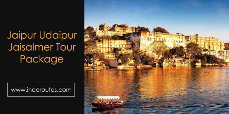 Jaipur Udaipur Jaisalmer Tour Package