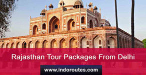 Tour Packages for Rajasthan From Delhi | Rajasthan Holiday Packages From Delhi
