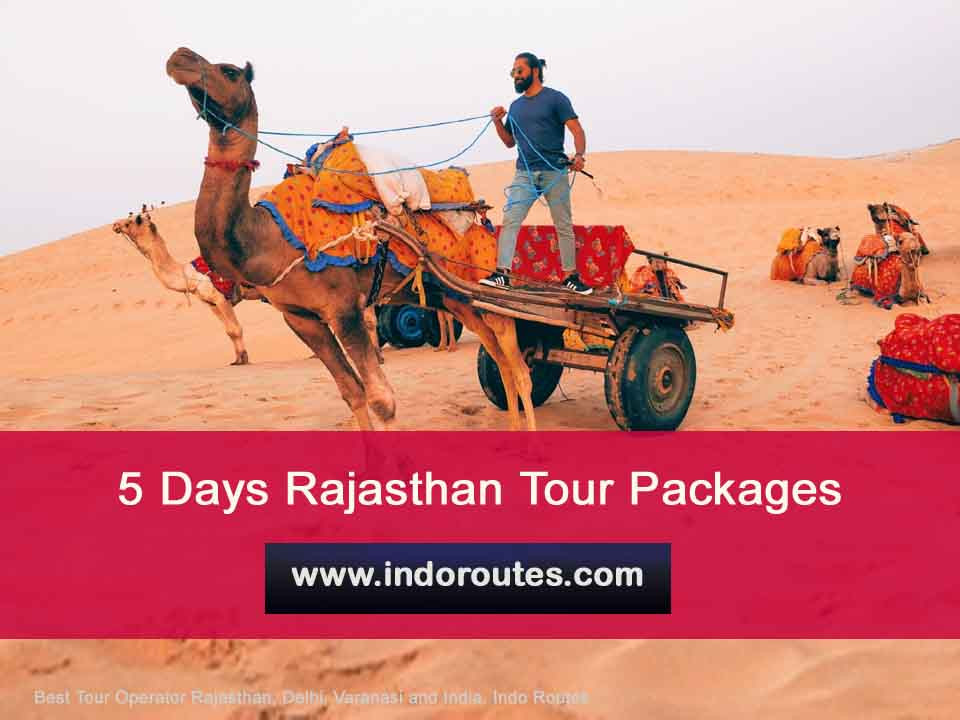 5 Days Rajasthan Tour Packages