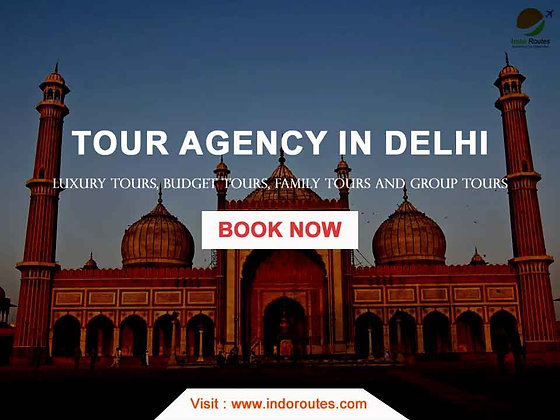 Tour Agency in Delhi