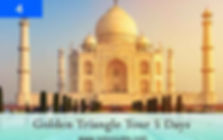 5 days golden triangle trip from delhi.j