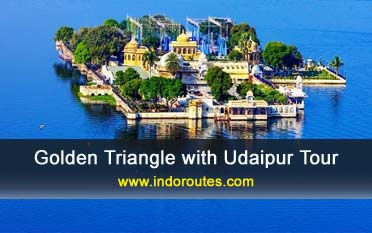 Golden Triangle with Udaipur Tour, Golden Triangle with Udaipur Tour