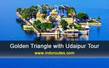 Triángulo de Oro con Udaipur