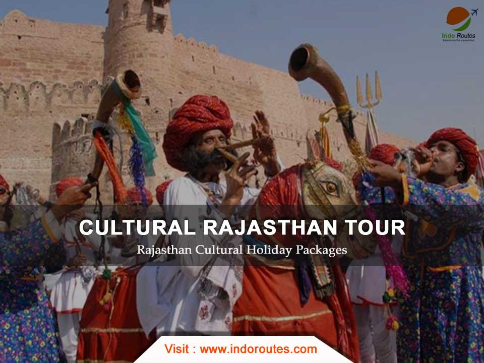 Rajasthan Cultural Holiday Packages